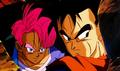 Trunks et Gohan dans la série Z