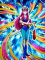 Dokkan Battle Boss Melee Card Artwork
