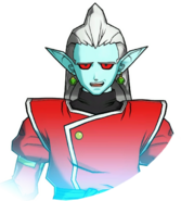 Joven Mechikabura(SDBHWM Dialogo Arcade 2)