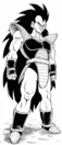 Raditz-The Mysterious Warrior From Space
