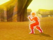 Goku superkaioken budokai hd