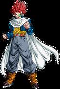 Guerrero del Futuro Dragon Ball Xenoverse