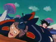 Goku vs Mafia Conejo
