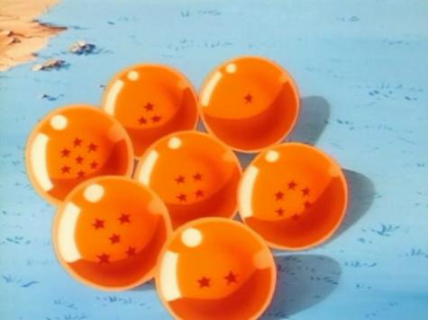 Esferas del Dragón namekianas