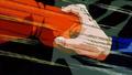 Goku a False Super Sayian