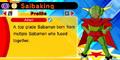 DB Fusions Saibamen Fusion Saibaking (Character Profile)