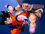 Daiz vs Goku