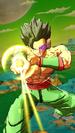 DB Legends Shallot (DBL00-01) Full Power Dodon Ray (Special Move Arts - Mercenary Tao DBL01-31E)