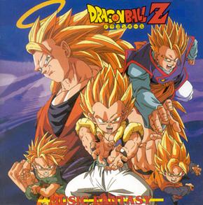 List of Dragon Ball music