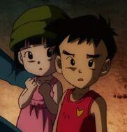 Maki y Haru