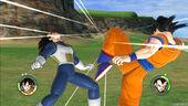 RB 2 - Goku VS Vegeta 3