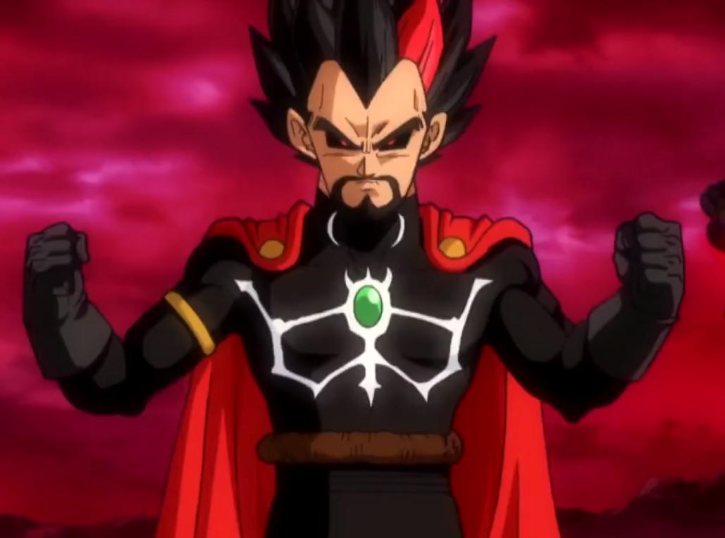 Rei Vegeta Xeno