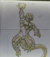 Dragon Ball Super Broly - Skytree Super Genga 9
