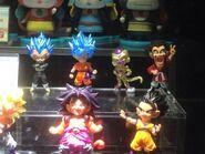 Figuras de dragon ball ssj dios azul