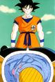 Ginyu Assault - Goku wins