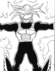 Trunks du Futur - Super Saiyan (Manga) 02.png