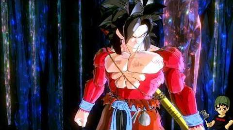 Demon_God_Shroom_Vs_Xeno_Goku_(Super_Saiyan_4)_-_Dragon_Ball_Xenoverse_2_Mods