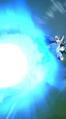 Goku bending kamehameha 2