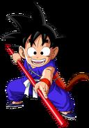 Goku da bambino