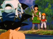 Goku nada