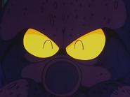 Octopapa wants to eat Goku