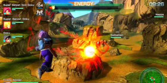 Explosive Energy Shot