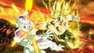 Goku vs Freezer Dragon ball new project