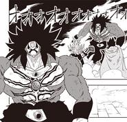 Broly Dark Manga