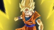 Goku Super Saiyan EP13 DBS