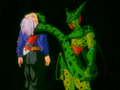 Trunks et Cell