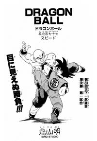 Goku vs. Tenshinhan, Part 2