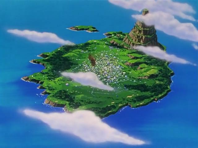 Amenbo Island