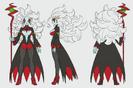 Demon Goddess 2 Towa art