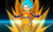 KF SSB Vegeta (SSB Goku)