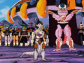 Mecha-Frieza, King Cold & PTO Soldeirs on Earth (dbzk055-5) - Enlarged by Dxrd