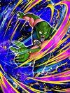 Dokkan Battle King of the Evil Realm Demon King Piccolo card (Namekian Demon King Piccolo UR)