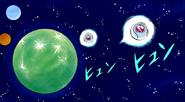 Planeta Tritek en el manga