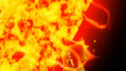 Super Esfera de Poder del Dios de la DestrucciónGoku5
