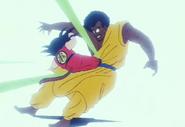 GokuAttacksChappa