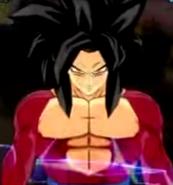 Goku SSJ4 -BT3
