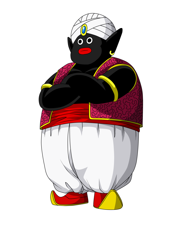 Mr. Popo