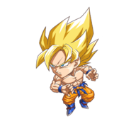 Jumputi The Legendary Super Saiyan Goku