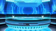 SDBH World Mission FMV Opening Cutscene Froze VS Note (Hero Stadium Interior)