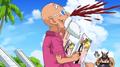 DBS Master Roshi nose bleed