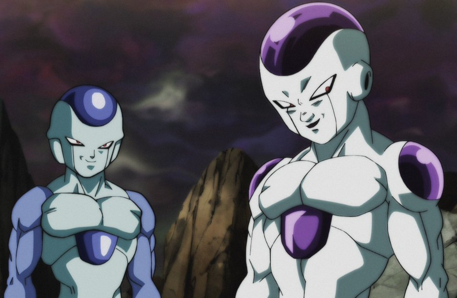 Frieza Race