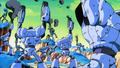 Cyclopian Guards attacking Piccolo