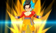 KF SS4 Goku (SSB Goku)