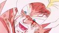 Might Blast of Rage - Goku