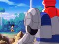 8. Super Mega Cannon Sigma was decieve by Goku