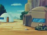 Campamento del Coronel Silver